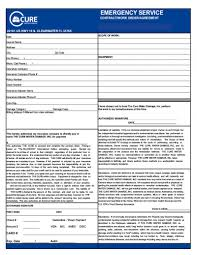 contractor invoice template general free forms w saneme