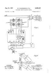 three phase four pole ac induction motor wiring diagram components