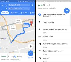 Googl3 Maps Google Maps May Soon Show How Difficult Parking Is Near Your