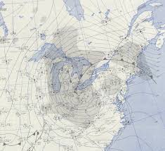 Weather Map Atlanta by Great Appalachian Storm Of November 1950 Wikipedia