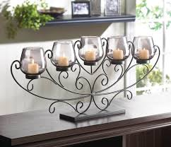 70 best candle holders and centerpieces images on pinterest