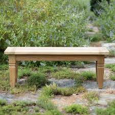 Outdoor Bench Furniture by Outdoor Furniture Terrain