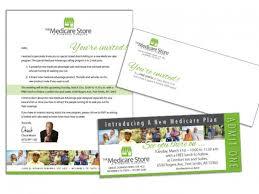 insurance recruiting letter mailer samples wilson printing usa