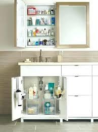 Bathroom Cabinet Storage Organizers Bathroom Cabinet Organizer Bathroom Cabinet Storage Containers