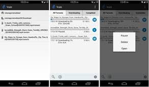 vuze for android torrents on android device using vuze official downloader