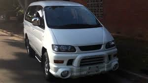 mitsubishi delica space gear mitsubishi delica spacegear chamonix 2003 for sale edward lee u0027s