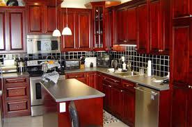 kitchen island cherry wood cherry wood kitchen cabinets granite countertops for bar