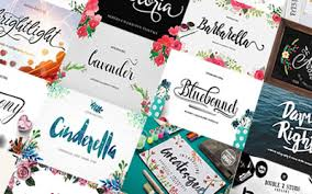 fonts for tattoo creative fabrica