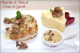 cuisiner pintade la table lorraine d amelie suprême de pintade au riesling et crème