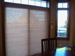Shade For Patio Door Budget Blinds Green Bay Wi Custom Window Coverings Shutters