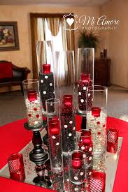 red black and white polka dots lobby tables pinterest red