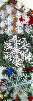 visit to buy tronzo tree decorations snowflakes 30pcs
