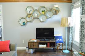 Diy Honeycomb Shelves by Hand Me Down Happiness Loving Here