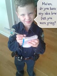 Police Halloween Costume Kids Easy Diy Police Officer Uniform Costume Free