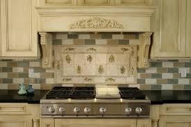 innovative unique kitchen backsplash mural stone backsplash tiles