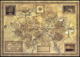 Map Of Mordor Moria U2013 Map Of The Black Pit U2013 Mordor The Land Of Shadow