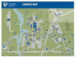 Wayne State Campus Map by Fort Wayne Mastodons Athletics 2016 Summit League Track