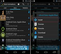 android bootc how to install a custom android boot animation