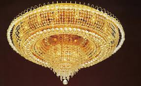 Moroccan Style Chandelier G93 Lys 6649 Moroccan Style By The Gallery Lys Collection Crystal