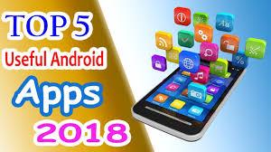 useful android apps top 5 useful android apps 2018 android apps bitintruder