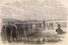 executedtoday com army of the potomac