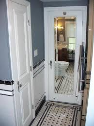 vintage black and white bathroom ideas vintage bathroom tile white and black chris black and white