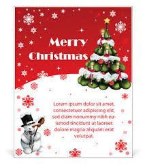 christmas posters merry christmas poster template design id 0000003022