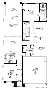 Mattamy Homes Floor Plans by Concord 3502 Eastmark