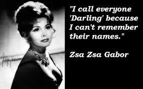 Za Za Gabor Zsa Zsa Gabor Actress And Socialite Dies At 99 Koke Fm