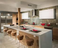 cuisine americaine design meuble bar cuisine americaine mineral bio
