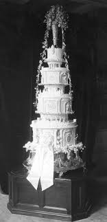 wedding cake history a brief history of wedding cakes the enchanted manor