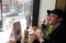 snow not slowing wicker parkers eager to savor sunday blizzard