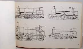 locomotive drawings f c hambleton l ward and others