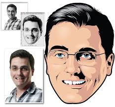 illustrator tutorial vectorize image 10 outstanding vector portrait tutorials using adobe illustrator
