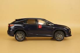 lexus new car colors 1 18 lexus rx200t blue color gift ebay