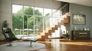 Modern Glass Stairs Design Glass Stairs Glass Balustrade Modern Stairs Custom Design