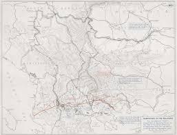Europe Map Ww1 First World War Com Battlefield Maps Balkan Front