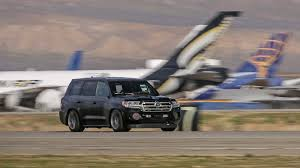 military land cruiser toyota u0027s 2 000 hp land cruiser sets new suv top speed record of