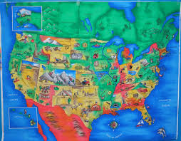 Usa Capitals Map United States Of America States And Capitals Map Europe Map With