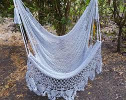 crochet hammock etsy