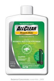 backyard mosquito solution allclear cordless mosquito mister