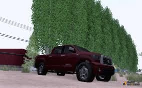 toyota trucks sa tundra for gta san andreas