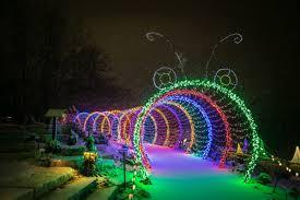 Botanical Gardens Lights Wps Garden Of Lights Green Bay Wisconsin Go Valley