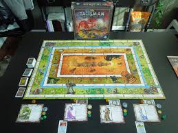 Expandable Game Talisman A Board Game A Day