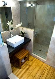 small bathroom reno ideas wooden floor small bathroom renovation ideas
