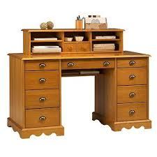 bureau en anglais bureau du notaire pin massif miel de style anglais achat vente