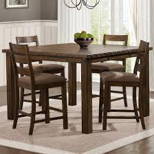 innovative ideas counter height extendable dining table peachy