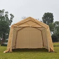 Car Carport Canopy Outsunny 10 5 U0027 X 17 U0027 Carport Gazebo Canopy Garden Party Tent With