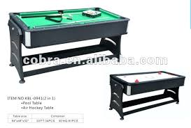 foosball table air hockey combination combo game table thefarmersfeast me
