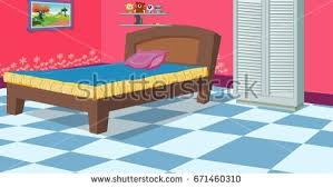 Bed Rooms For Kids by Cartoon Bedroom Stock Images Royalty Free Images U0026 Vectors